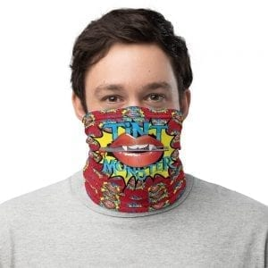 #TintMonster Face/Neck Gaiter from Iron Duck Designs